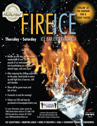 Fire and Ice Event 2017